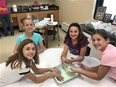 STEM - Making Oobleck