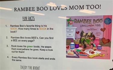 Virtual Visit from Rambee Boo Author, Reena Pagnoni